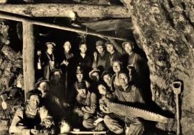Miners, Chinese, Idaho Springs