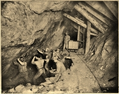 Miners, Idaho Springs, Colorado 1910 (2)