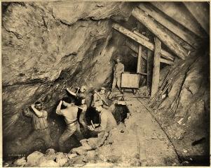 Miners, Idaho Springs, Colorado 1910 (2)