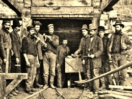 Miners, Megan - Koury's Mine, Colorado