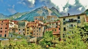 Marinelia, near Carrara, Along The North West Tuscan Way