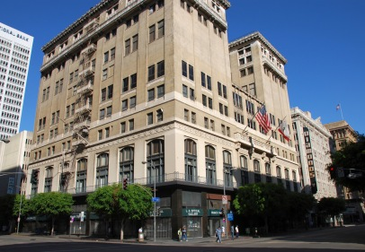 Athletic Club, Los Angeles, California