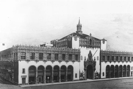 Los Angeles, Herald Examiner Building