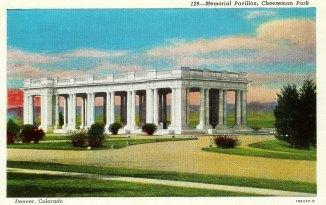 Denver, Cheeseman Memorial, exterior 2