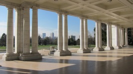 Cheeseman Memorial, Denver, Colorado