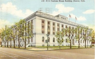 Customs House, Denver, Colorado