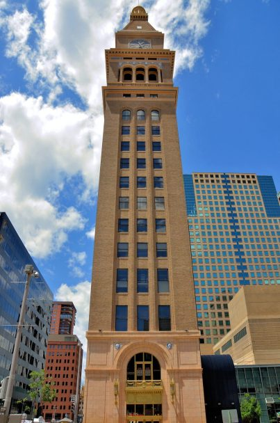 Fisher Tower, Denver, Colorado