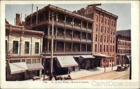 St. James Hotel, Denver, Colorado
