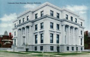 Denver, State Museum, exterior