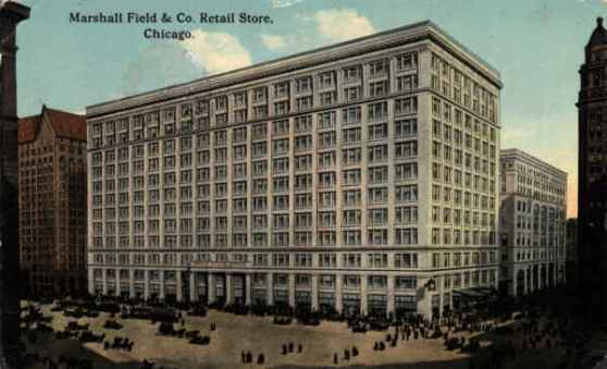 Marshall Field Building, Chicago, Illinois