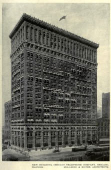 Telephone Building, Chicago, Illinois