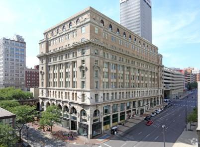 Nebraska, Omaha, Brandeis Building