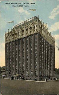 Fontenelle Hotel, Nebraska, Omaha