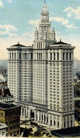 New York, New York City, Municipal Building