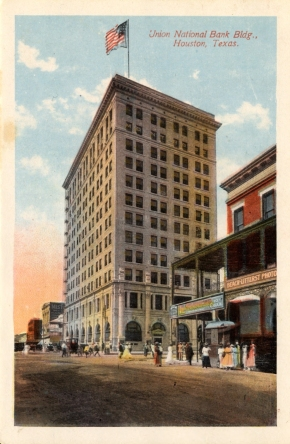 National Bank Building, Houston, Texas