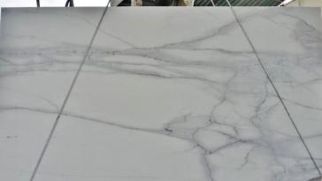 Calcatta Lincoln Slab, Colorado Yule Marble