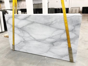 Lincoln Grey Slabs from the Colorado Yule Marble Quarry