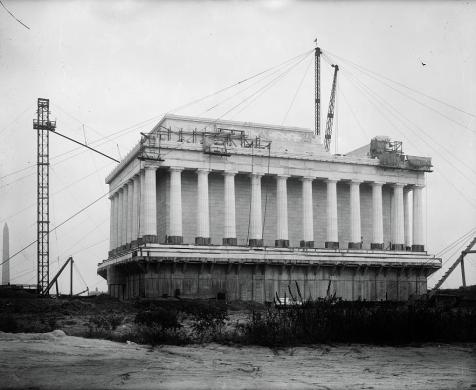 Lincoln Memorial Construction2 (2)
