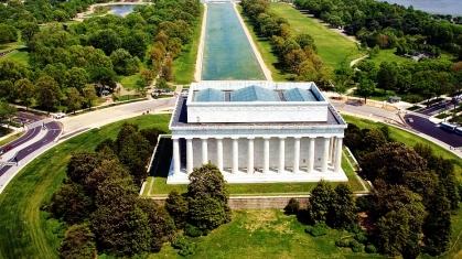 Lincoln Memorial Marble Exterior8