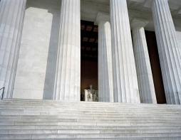 Lincoln Memorial Marble Exterior9
