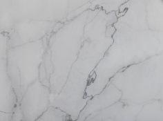 Statuary Lincoln Slab, Colorado Yule Marble-closeup