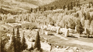 Yule Marble Quarry, Company Mill, 1907a (3)