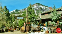 Tiffany Antiques, Redstone, Crystal River Valley, Along The Aspen Marble Detour, Colorado, by Martin Cooney