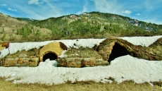 Coke Ovens, Redstone, Crystal River Valley, Along The Aspen Marble Detour, Colorado, by Martin Cooney