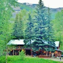 Beaver Lake Lodge and Cabins, Along the Aspen Marble Detour 2