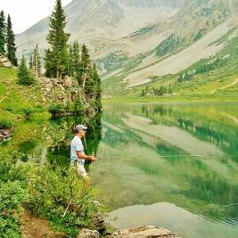 Crystal River Fly Fishing 4, Along the Aspen Marble Detour