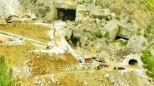 Yule Marble Quarry, Colorado Stone Quarries, new portals, salvage operation 6(2)