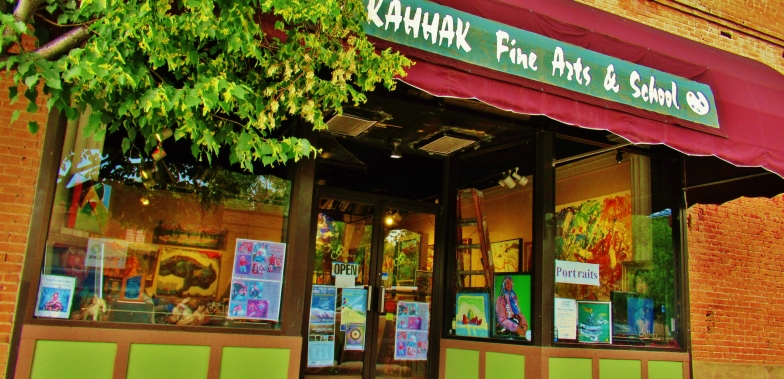 Kahak Fine Art Gallery, Along The Aspen Marble Detour